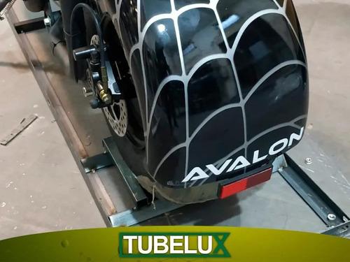 moto eléctrica bocina alarma luz freno disco amortiguadores