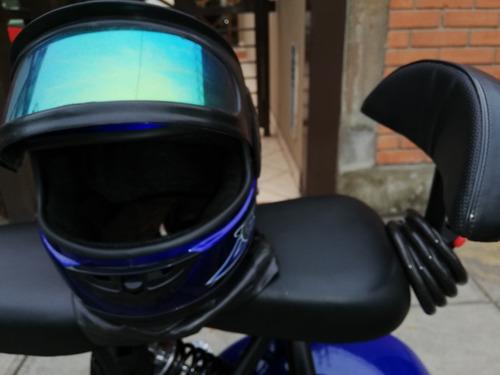 moto eléctrica chopprer