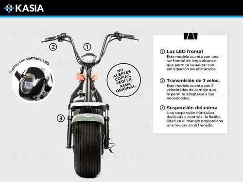 moto electrica city coco kasia arezzo certificacion europea