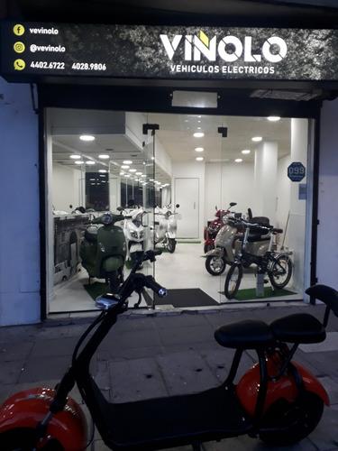 moto eléctrica, city coco / spy rancing