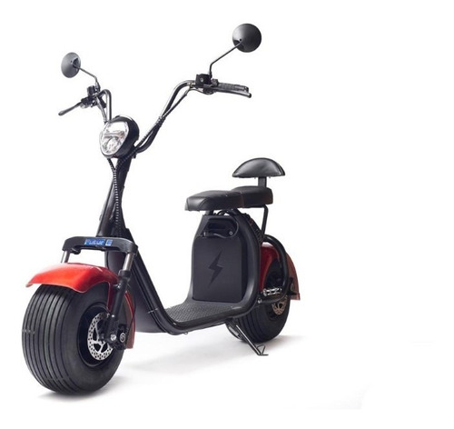 moto eléctrica citycoco fx-07 2000w 0km