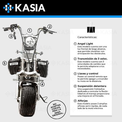 moto electrica citycoco kasia fortimus certificado eec