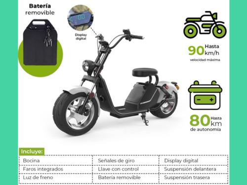 moto eléctrica citycoco terra nova pilar zona norte