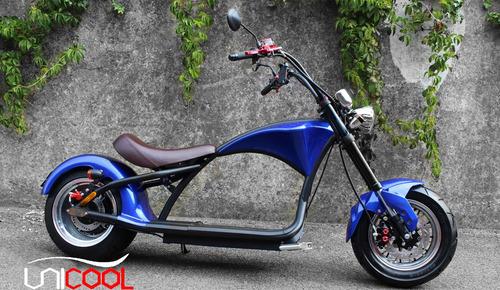 moto eléctrica clásica