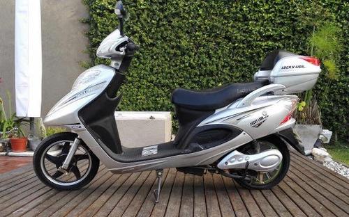 moto electrica conversión a litio lucky lion elpra viñolo /a