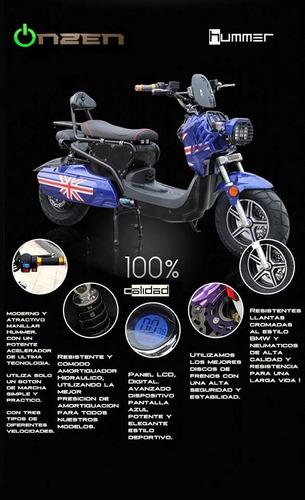 moto electrica, de alta gama.