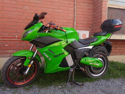 moto eléctrica deportiva / racing