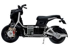 moto eléctrica doohan