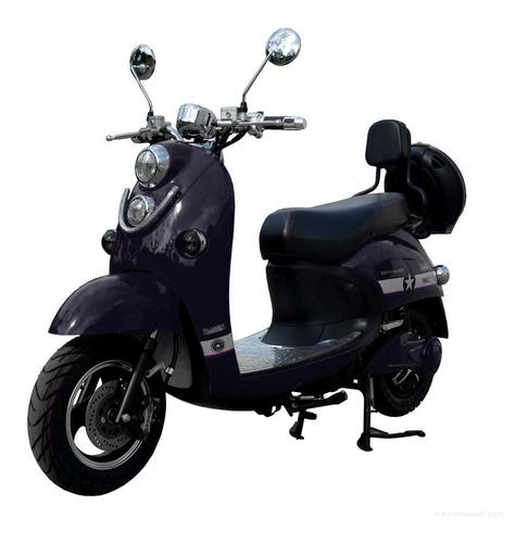 moto eléctrica dynamo bikes - modelo soul
