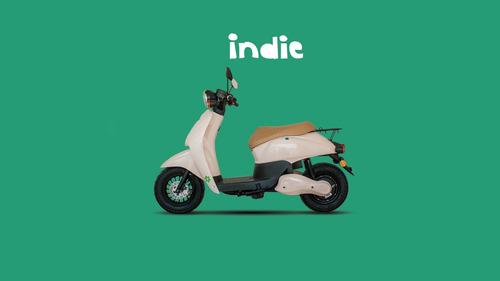 moto electrica elpra indie- entrega inmediata