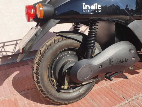 moto electrica elpra indie no sunra grace / eco alsina / lit