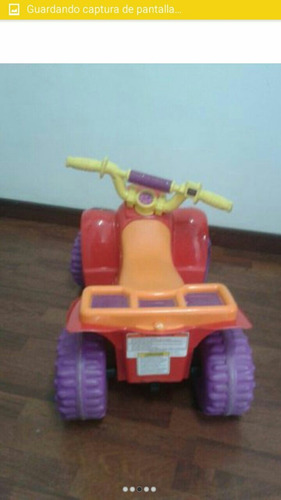 moto eléctrica fisher price-power wheels