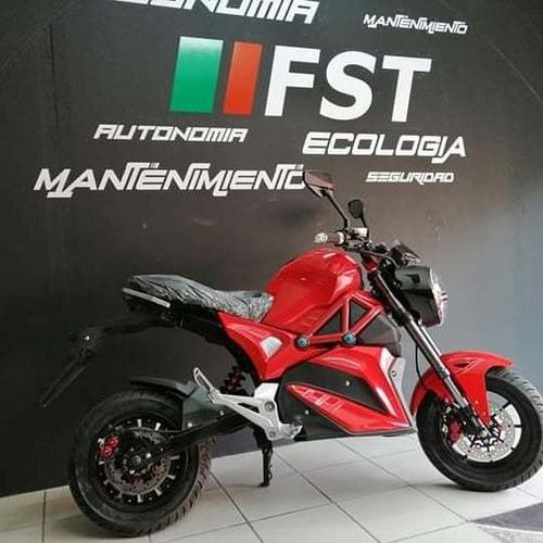 moto electrica fst master
