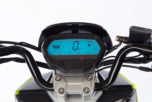 moto electrica gilera eg ii electric power scooter 0km