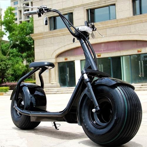 moto eléctrica go green cycles formato monopatín