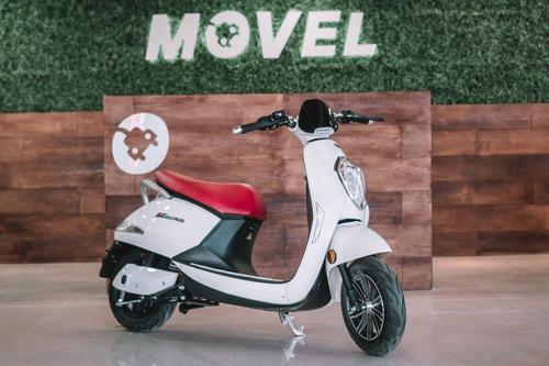 moto eléctrica grace 800w batería gel opción litio sunra