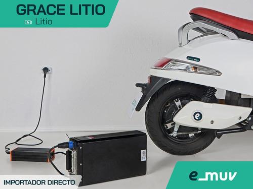 moto electrica grace litio emuv bosch 800w encend.a distanc.