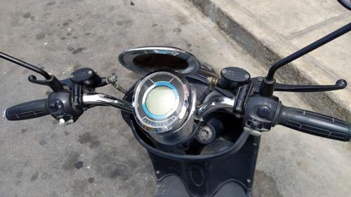 moto eléctrica greenline