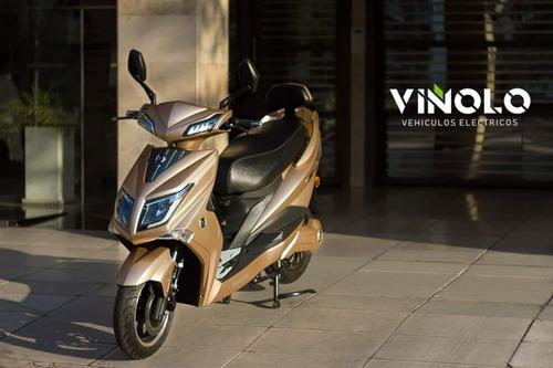 moto eléctrica hawk 3000 watt. plan gob. 16% viñolo /e