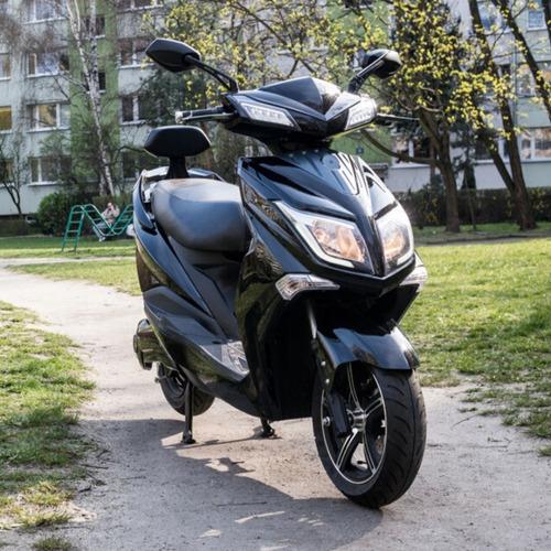 moto eléctrica hawk batería litio extraíble - eco alsina /g
