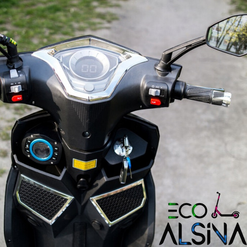 moto eléctrica hawk de litio / eco alsina