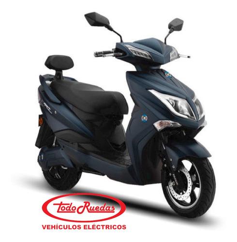 moto eléctrica hawk - todo ruedas villa maria