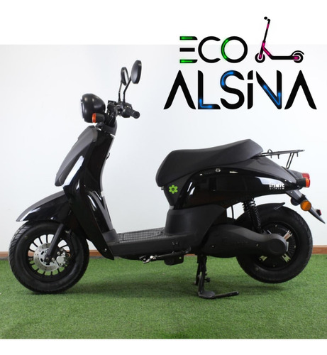 moto eléctrica indie elpra no sunra hawk / litio 30 ah