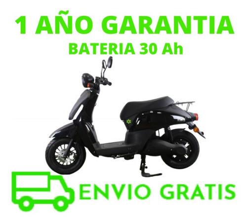 moto eléctrica indie motor 2000w / eco alsina