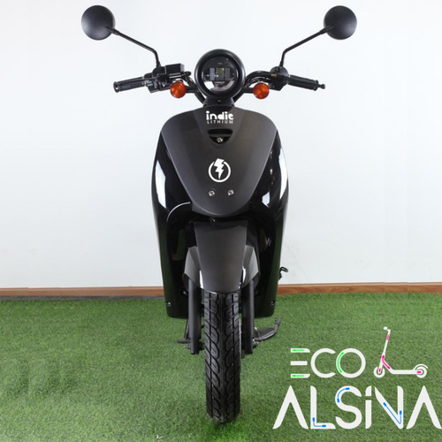 moto eléctrica indie no lucky lion / no grace / eco alsina