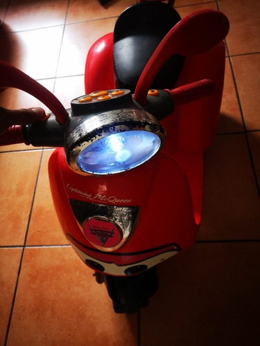 moto eléctrica infanti