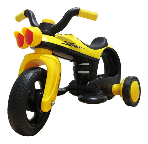 moto eléctrica infantil luces sonido ra126 00636 / fernapet