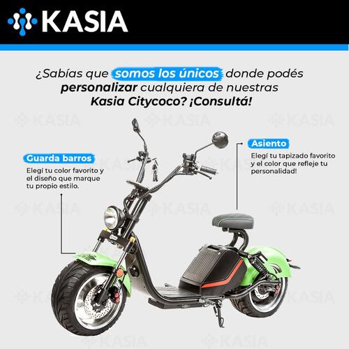 moto electrica kasia city coco terra nova scooter original