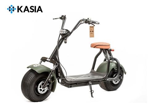 moto electrica kasia citycoco arezzo premium 2000w 20ah