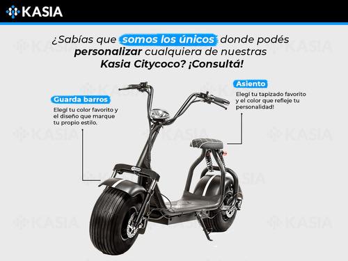 moto electrica kasia citycoco arezzo premium mejor calidad