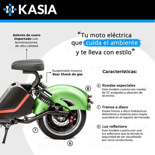 moto electrica kasia citycoco terra nova ahora 18