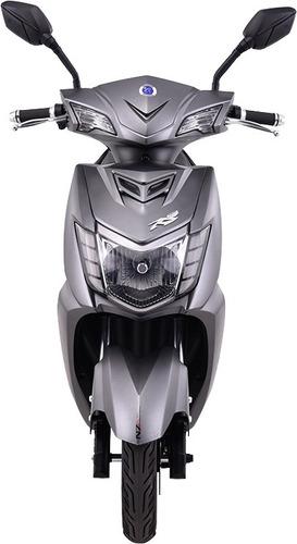 moto electrica leo litio - plan  gob 16% viñolo vehículos /e