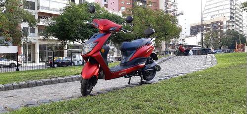 moto eléctrica leo - sunra centro vehículos eléctricos / d