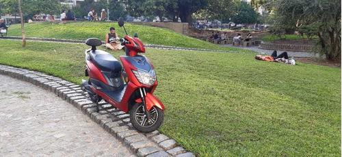 moto eléctrica leo - viñolo vehículos eléctricos /e