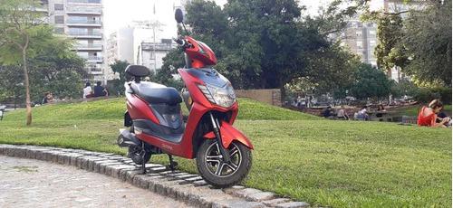 moto eléctrica leo - viñolo vehículos eléctricos /g