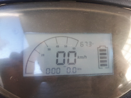 moto electrica lucky lion xfw power one con litio
