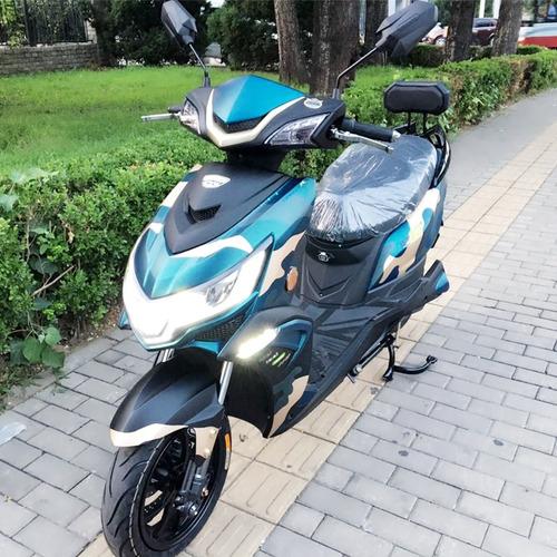 moto eléctrica luyuan original