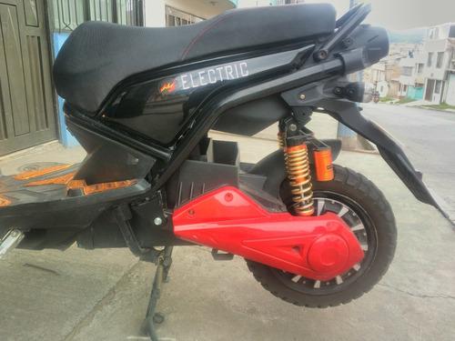 moto electrica marca guzi