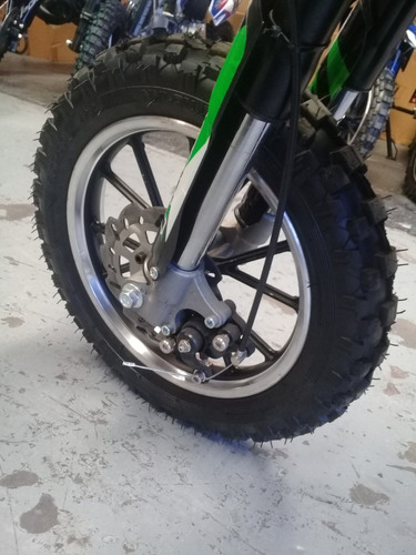 moto electrica mini cross 500 watts pagani