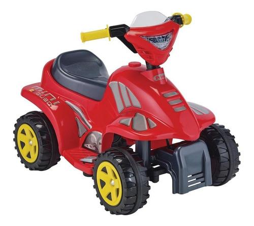 moto eléctrica mini quad boy 6v