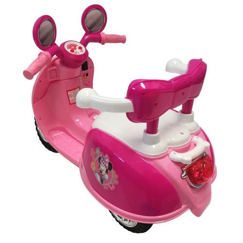 moto eléctrica minnie dis-9911mn  disney