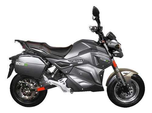 moto eléctrica mobie m400 silver 2000w oportunidad!