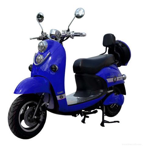 moto eléctrica modelo soul