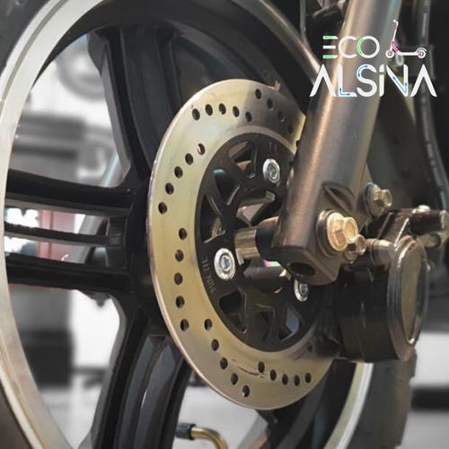 moto eléctrica modelo volt 1 no sunra - eco alsina