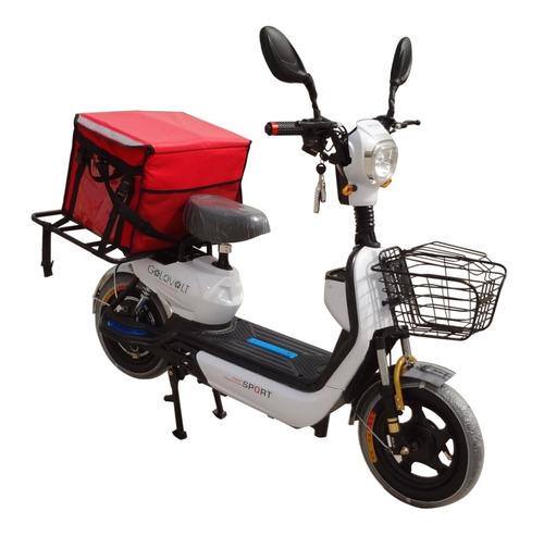 moto eléctrica modelo z21 de golovolt