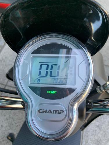 moto electrica modena future 1200w scooter electric ap motos